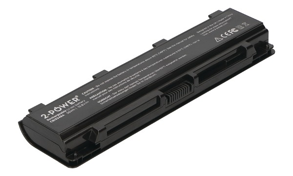 Satellite P875-32L Batterie (Cellules 6)