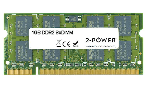 Satellite P300-1AN 1GB DDR2 667MHz SoDIMM