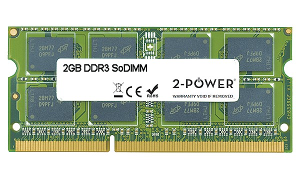 Aspire E5-721-62CP MultiSpeed 2GB 1066/1333/1600 Mhz SoDIMM