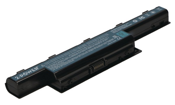 TravelMate 5740-6529 Batterie (Cellules 6)
