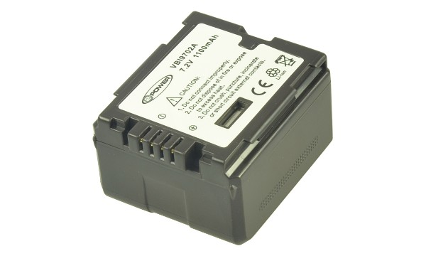 MT10 Batterie (Cellules 2)
