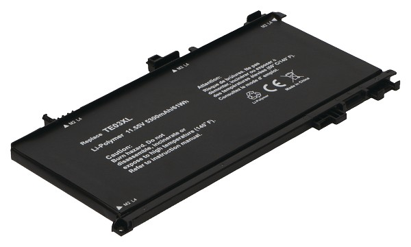 Notebook 15-ay030TX Batterie (Cellules 3)