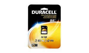Duracell 32GB Secure Digital Card